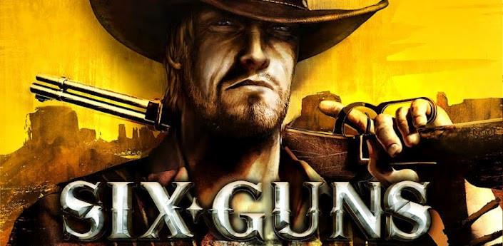 Vahşi batılı oyun Six Guns iOS'de güncellendi