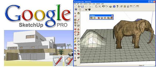 Google SketchUp'u sattı!