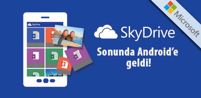 Microsoft SkyDrive ile 25 GB'lık bir alana sahip olun! (ücretsiz)