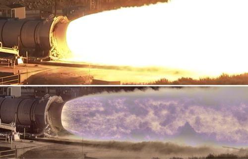NASA, roket testlerini görüntülemek için kendi HDR kamerasını üretti