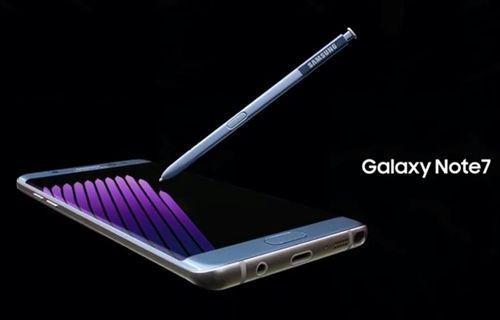 Galaxy Note 7 Türkiye'de ne zaman satışa sunulacak, fiyatı ne kadar olacak?