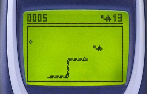 Nokia Yılan oyunu Facebook ile geri döndü