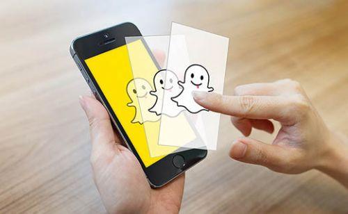Snapchat, tasarımını yeniledi