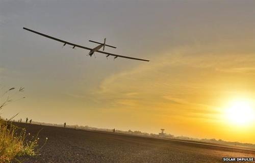 Solar Impulse 2, Uçuşuna Kaldığı Yerden Devam Edecek