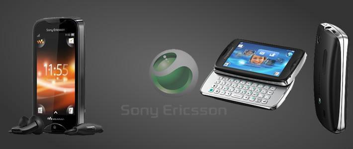 Sony Ericsson' dan iki yeni Android Telefon