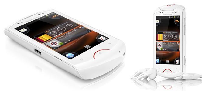 Sony Live: Walkman telefon geliyor