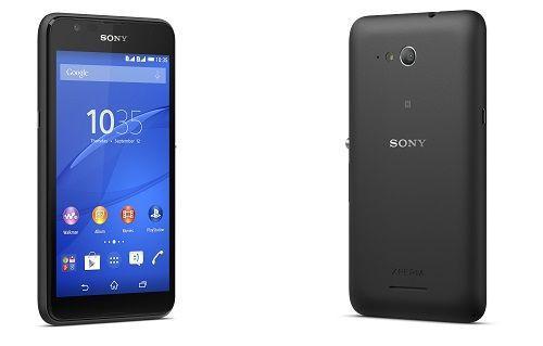 Sony Xperia E4g incelemesi