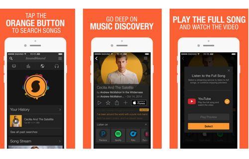 SoundHound 3D Touch Desteği ile Güncellendi