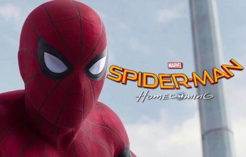 Spider-Man: Homecoming fragmanı yayınlandı!
