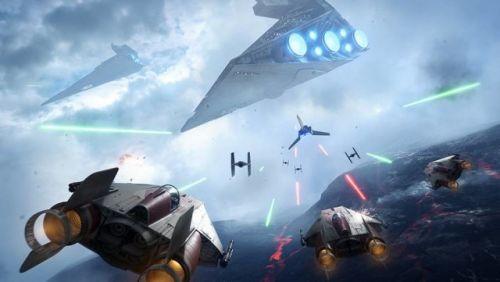 Star Wars Battlefront İçin İlk DLC Paketi Resmileşti