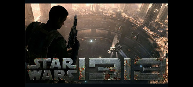 Star Wars 1313 tanıtıldı! (video)