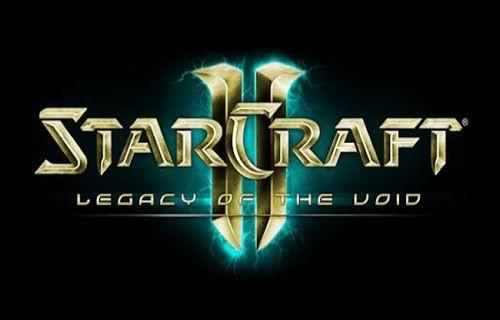 StarCraft II: Legacy of the Void geliyor!