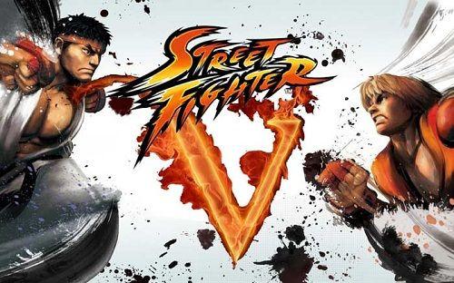Street Fighter 5 duyuruldu!