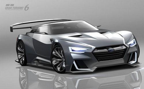 Gran Turismo tutkunları Subaru VIZIV GT Vision'a kavuşuyor