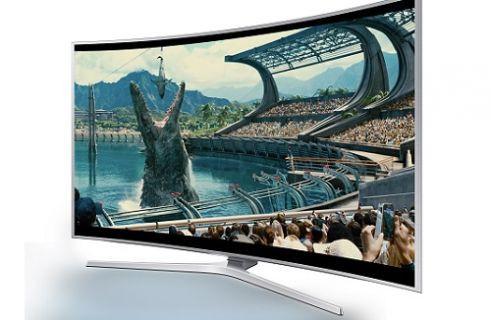 Jurassic World'te ki Dinazorlar Samsung SUHD TV'ler ile Evimize Giriyor!