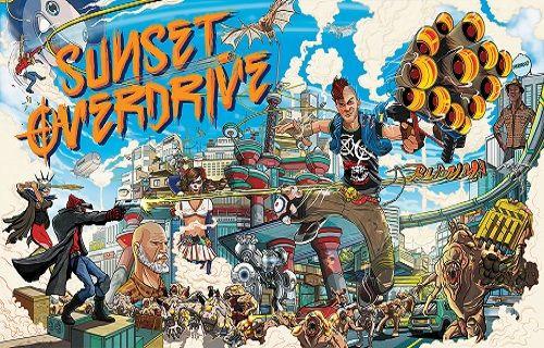 Sunset Overdrive'a yeni silahlar getiren ek paket yeni bir video ile çıkışını yaptı!
