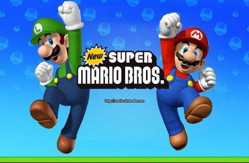 Super Mario sonunda telefonlarda göründü!