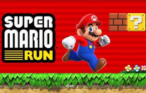 Super Mario Run hakkında yeni bilgiler geldi!