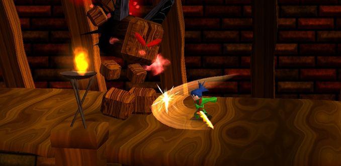 Sevilen oyun 'Swordigo' AppStore'da ücretsiz olarak yayında!
