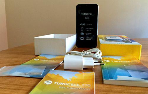 Turkcell T70'in AnTuTu performansı nasıl?