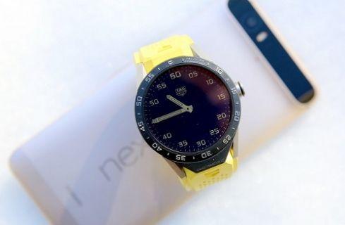 Tag Heuer'dan 1500 dolarlık akıllı saat