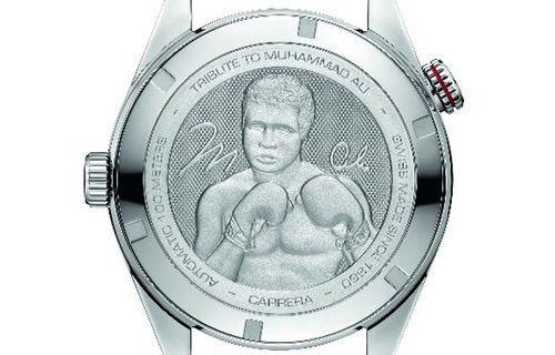 TAG Heuer'den Muhammed Ali serisi!