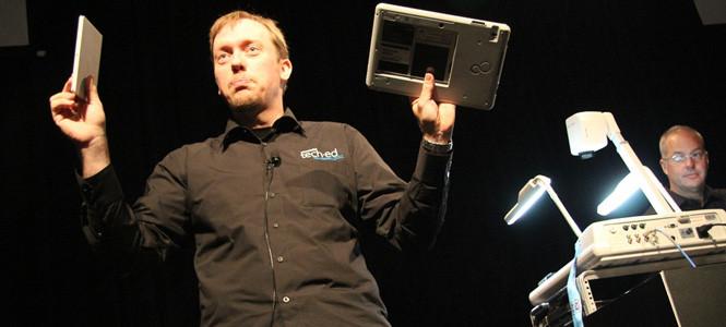 DataStar 2012'de yepyeni tablet ürünleriyle geliyor!