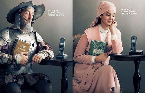 Türk Telekom'un görme engellilere hediyesi: Telefon Kütüphanesi