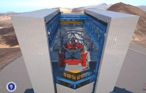 Dünyanın en büyük teleskopu bu olacak