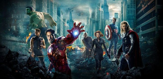 Sinema tarihinin en iyi kadrosu The Avengers ile geliyor!