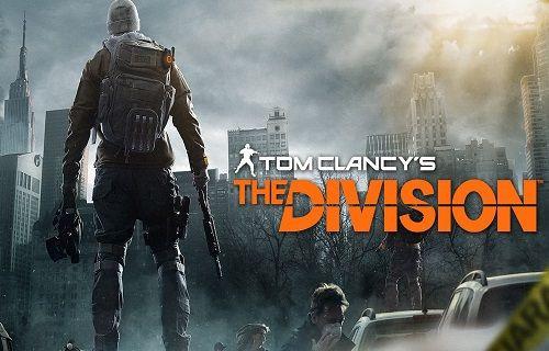 The Division tekrar göründü