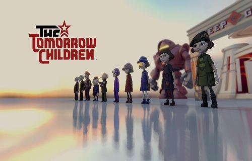 The Tomorrow Children oyununda ışık oyunlarına inanamayacaksınız