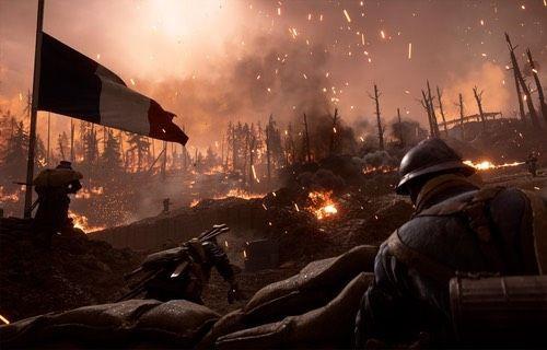 Battlefield 1'de Fransız Ordusu savaşa katılıyor!