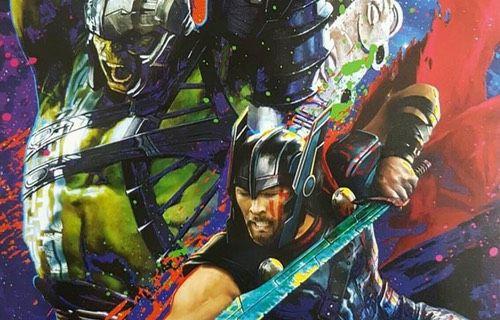 Thor: Ragnarok için ilk fragman geldi