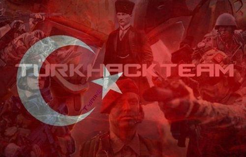 Türk Hack Team 1781 siteyi hack'ledi
