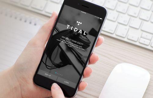 Tidal, stüdyo kalitesinde müzik sunuyor!