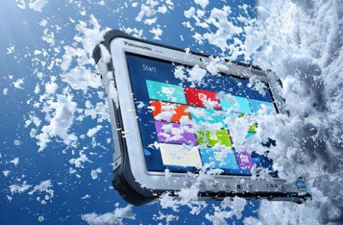 Panasonic en dayanıklı Toughpad'ı duyurdu