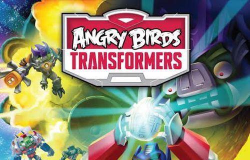 İşte Angry Birds Transformers'ın ilk fragmanı (Video)