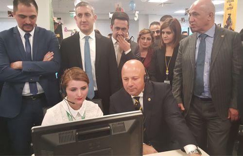 Turkcell Global Bilgi Erzurum Çağrı Merkezi 10. Yılını Kutladı