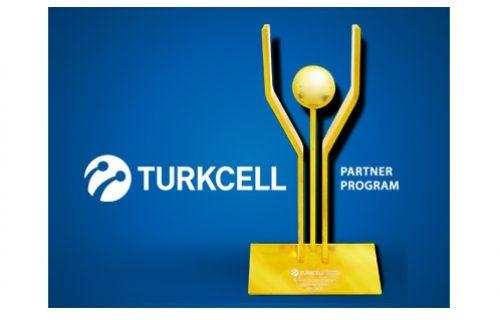 Turkcell'in düzenlediği 'Partner Ödülleri' sahiplerini buldu