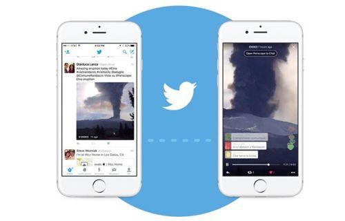 Twitter, Periscope Yayınlarını Sistemine Entegre Edecek