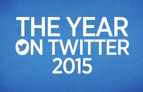 Twitter'da 2015 Yılının Enleri