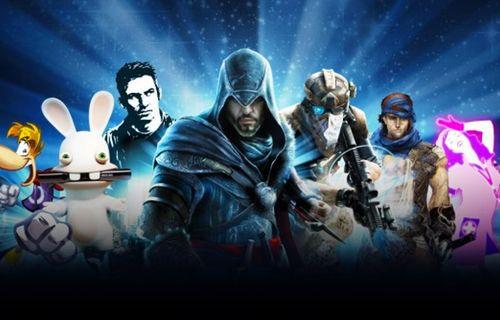 Ubisoft'tan yedi tane ücretsiz oyun!