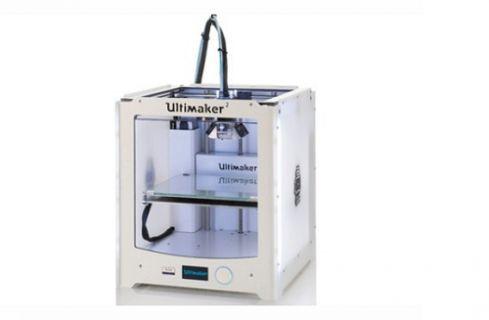 3D Baskıda Hızlı, Kolay ve Şık Sonuç: Ultimaker 2