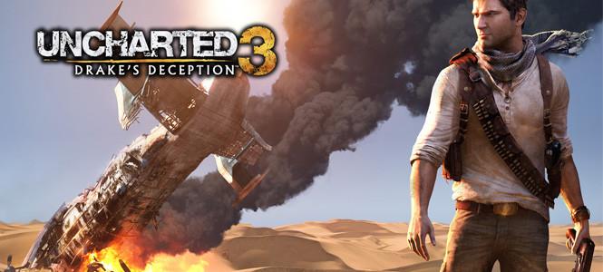 Uncharted 3'ü Türkçe seslendirecek sanatçılar belli oldu.