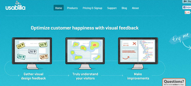 Usabilla Discover tasarımcılar için geliyor!