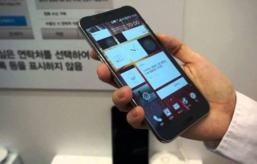Galaxy Note 3'ün en güçlü rakibi! Pantech Vega Secret Note