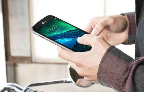 Su ve darbelere dayanıklı LG X Venture tanıtıldı