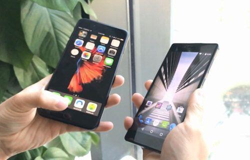 Vernee Apollo, iPhone 7'den daha hızlı açılıyor (Video)