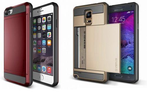Galaxy Note 4  ve iPhone 6 Verus kılıf incelemesi
